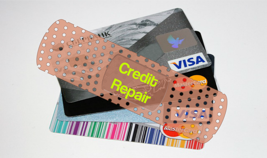 EASY STEPS TO CREDIT REPAIR