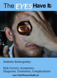 Diabetic Retinopathy: Risk Factors, Symptoms, Diagnosis, Treatment, Complications
