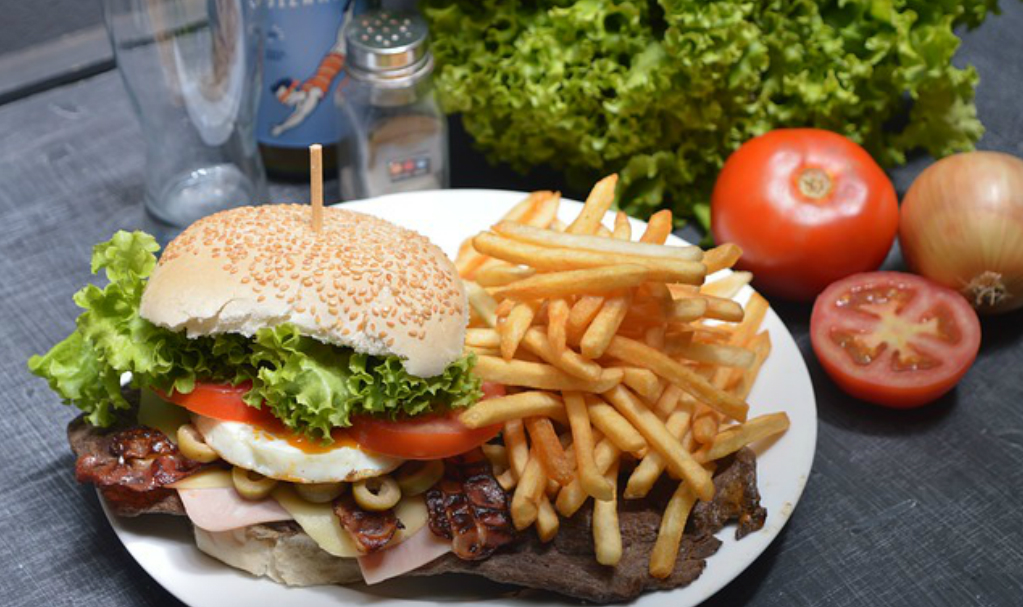 Eating Healthy in a Fast Food World