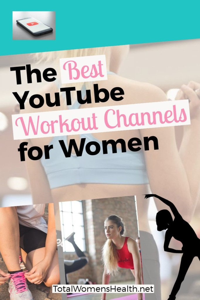 YouTube workout channels for women