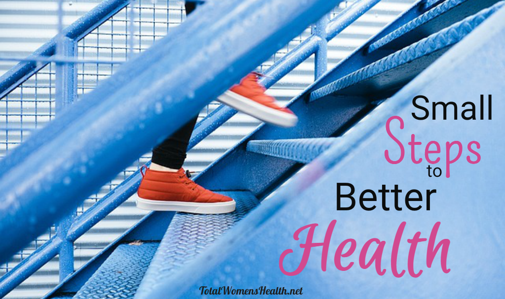 Small Steps to Better Health featured image