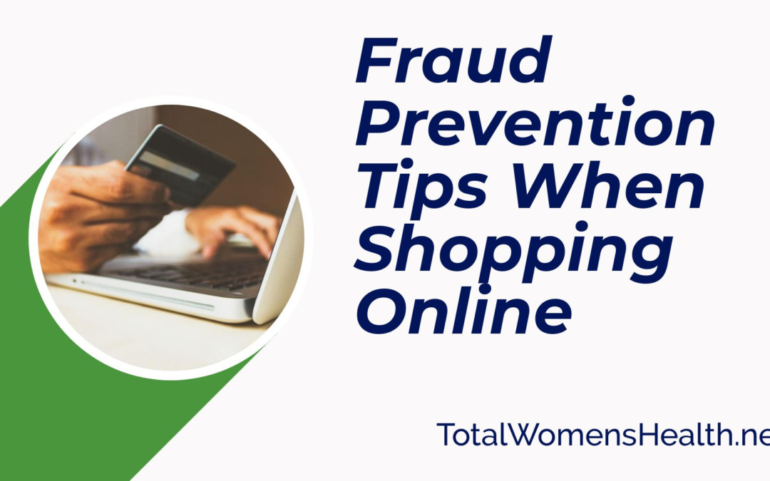 Fraud Prevention Tips When Shopping Online